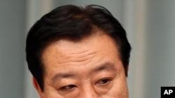 即將出任日本首相的現任財務大臣野田佳彥(資料圖片)