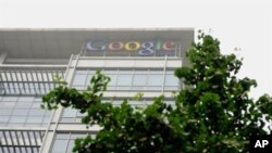 Google head office in Beijing, 30 Jun 2010