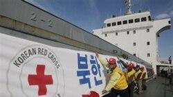 کمک های انسانی کره جنوبی به کره شمالی فرستاده شد
