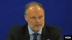 جیمز کنینگهم، سفیر امریکا در افغانستان