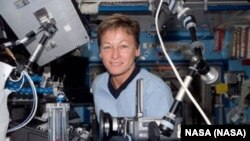 Astronautkinja Pegi Vitson (arhivska fotografija)