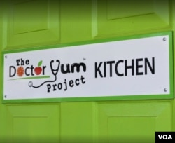 The Dr. Yum Project mixes medicine and nutritious meals.