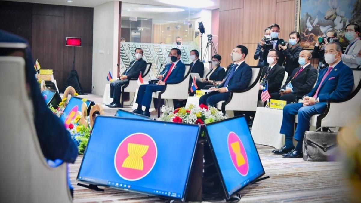 Pemimpin ASEAN Capai Konsensus, Myanmar Diminta Segera Hentikan Kekerasan