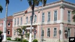 Sede da administração da cidade de Benguela