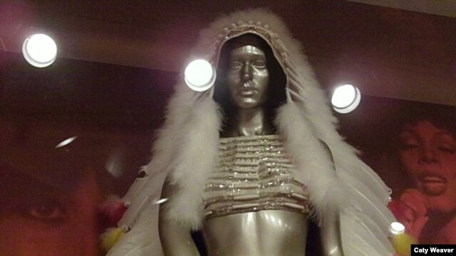 A costume worn by Cher