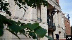 Будівля суду у штаті Вірджинія