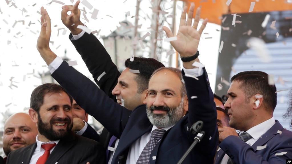 Армения может стать не только символом победы единой народной силы и духа, но и служить примером для других