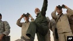 رئیس ستاد کل نیروهای مسلح ایران در حلب سوریه - آرشو