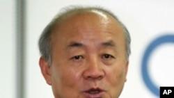 류우익 한국 통일부 장관 (자료사진)