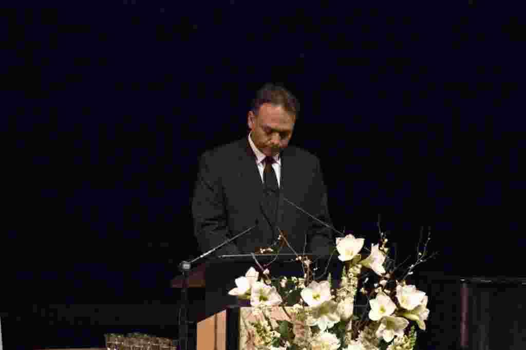 مراسم یادبود شاهزاده علیرضا پهلوی در واشنگتن برگزار شد