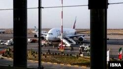 فرودگاه بینالمللی امام خمینی تهران - آرشیو