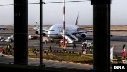 فرودگاه بینالمللی امام خمینی تهران