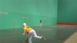 Jai Alai Struggles to Attract Fans in US