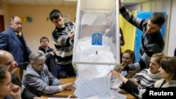 Successful Ukrainian Elections