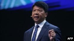 Guo Ping, Chairman Huawei