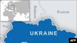 Hillari Klinton Ukrayna prezidenti ilə görüşüb