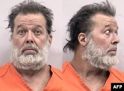 This booking photo released by the Colorado Springs Police Department shows Robert L. Dear, 57, the suspect in the Nov. 27, 2015, shooting at a Planned Parenthood clinic in Colorado Springs, Colorado.