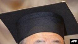 Пан Ги Мун в Институте международных отношений, Киев 21 апреля 2011
