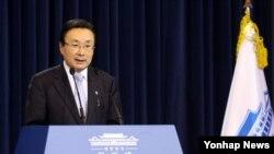 주철기 청와대 외교안보 수석. (자료사진)