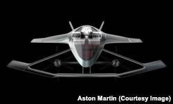 Volante Vision Concept - Aston Martin