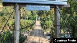克钦难民前往云南的一个过境通道 by 人权观察