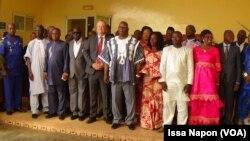 Les experts à Ouagadougou, le 30 novembre 2018. (VOA/Issa Napon)