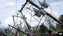 Neki dijelovi Luizijane mogli bi da budu bez struje i mjesec dana