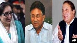 بےنظیربھٹو نےمعاہدے کی خلاف ورزی کی تھی: پرویز مشرف