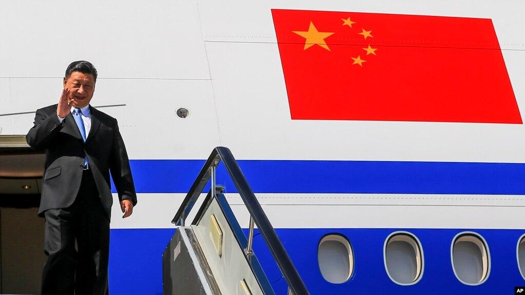 Си Цзиньпин обещает открыть рынок Китая