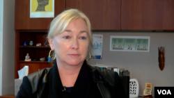 Ann Hudock, PDG de Counterpart International.