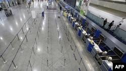 Cuộc đình công 24 giờ buộc hơn 400 chuyến bay bị hủy tại phi trường quốc tế ở Athens.