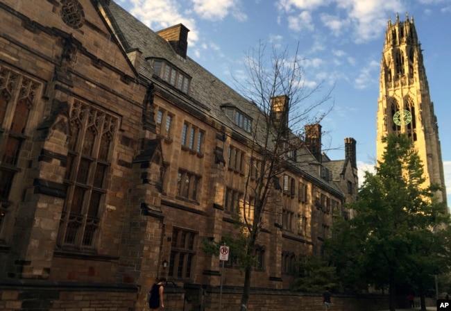 Harkness Qülləsi, Yale Universiteti (AP Foto/Beth J. Harpaz, File)