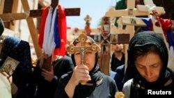 مسیحیان ارتدکس سراسر جهان روز یکشنبه عید پاک را جشن می گیرند.