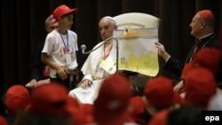 Luật mới của Toà Thánh Vatican do Đức Giáo Hoàng ban bố hôm 4/6.