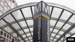 El Departamento de Justicia sostiene que Ahmed estuvo estudiando las estaciones de metro en el área de Washington.