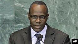 Le président nigérien Salou Djibo à l'ONU en septembre dernier