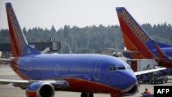 Авиационный вандализм в США