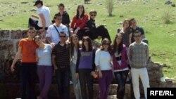 Članovi Asocijacije volontera Mostara