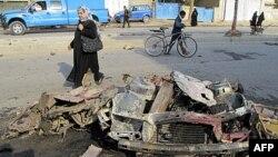 «Аль-Кайда» взяла ответственность за серию взрывов в Багдаде