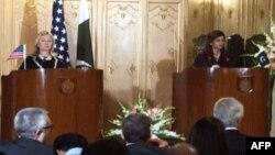 Hillari Klinton Pakistanı Əfqanıstanda sülhə vasitəçi olmağa çağırıb
