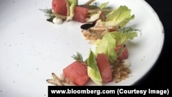 insects fine dining
