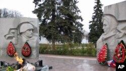 雅罗斯拉夫尔市的二战纪念碑
