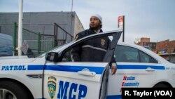 په نیویارک کې د مسلمانانو استازي وایي د دغو امنیتي ګزمو یو هدف یې د مسلمانانو امنیت ساتل دي