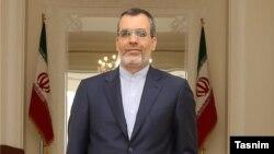 حسین جابری انصاری، معاون وزیر امور خارجه ایران