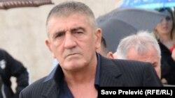 ARHIVA - Branislav Brano Mićunović (Foto: RFE/RL/Savo Prelević)
