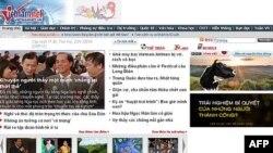 VietnamNet bị tin tặc tấn công