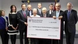 Fondi shqiptaro-amerikan i sipërmarrjeve festoi 15 vjetorin