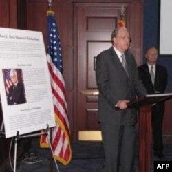 TCA'dan Senatör Byrd Anısına Burs
