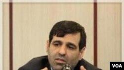 Mohammad Sharif Malekzadeh, mantan Wakil Menlu Iran sekutu dekat Presiden Mahmoud Ahmadinejad.