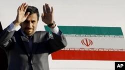 احمدي نژاد: د لویدیځ سره د خبرو مخالفت نه کوو خو دوي دي رویه بدله کړي